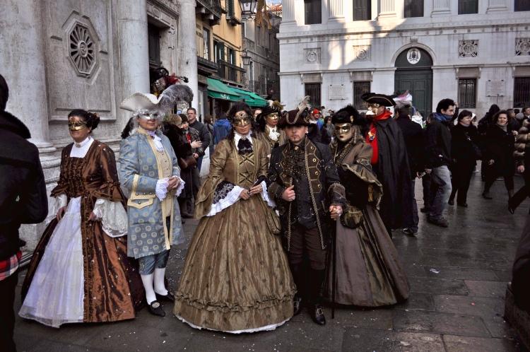 Popsicle Society - Carnival of Venice