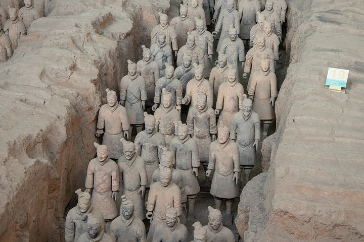 China Xi'an Terracotta Army1