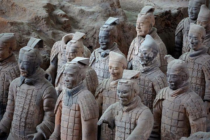 China Xi'an Terracotta Army3