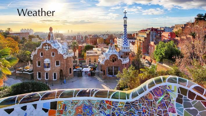 Barcelona Spain_Popsicle Society_Weather_Stuff.co.nz