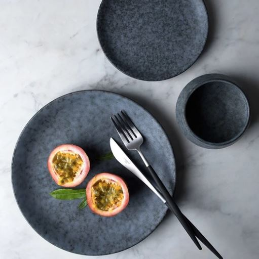 Popsicle Society Shop_Round Ceramic Dinnerware