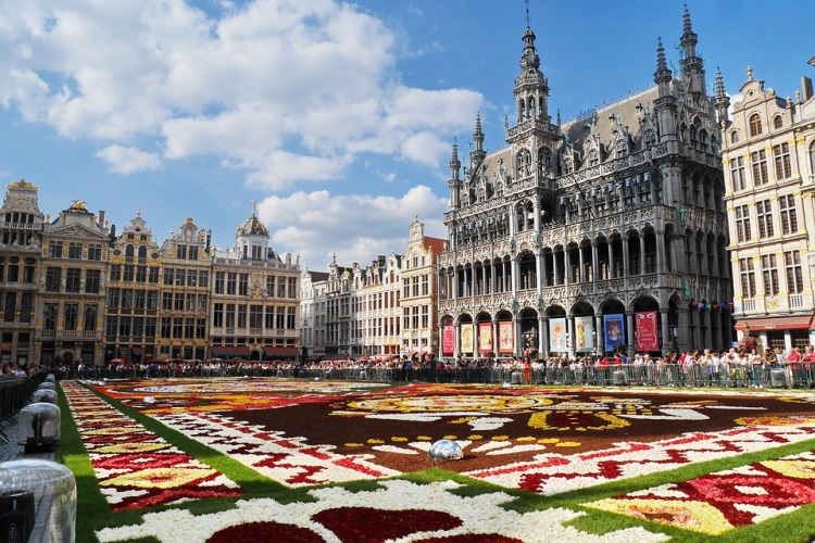 Grand Place square_Brussels