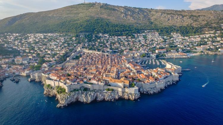 Dubrovnik Dalmatia Croatia_Popsicle Society