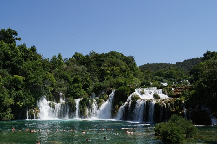 Krka waterfalls National Park-Dalmatia-Croatia_Popsicle Society