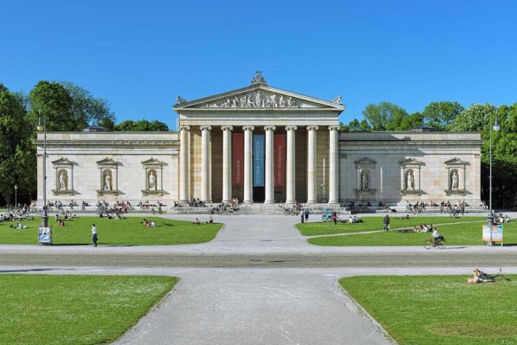 Kunstareal Munich_Popsicle Society