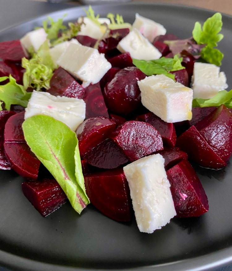 Popsicle Society-beetroot and feta cheese salad_5296