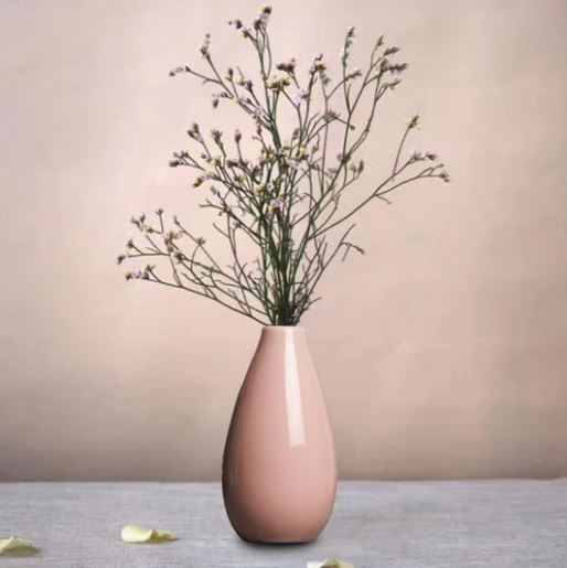 Table decor_smooth ceramic pottery flower pot_Popsicle Society Shop