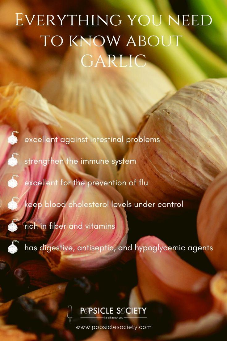 Garlic Benefits_Popsicle Society