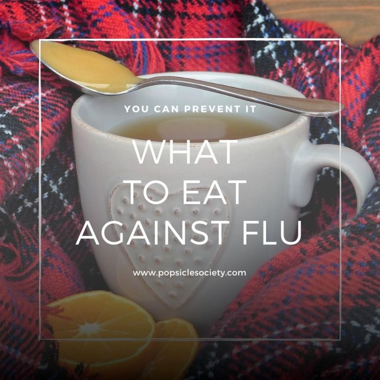 What to eat against flu
